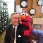 Me and Elmo