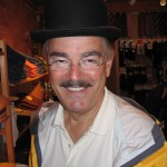 Whimsey with a Bowler Hat