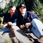 Son Lee on a Colorado hike
